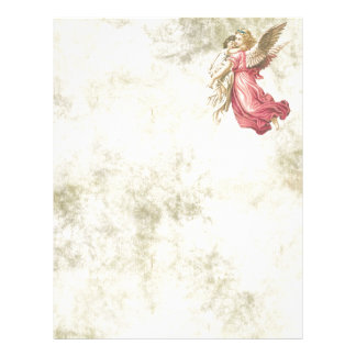 Guardian Angel Letterhead