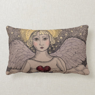 Guardian Angel Lumbar Pillow