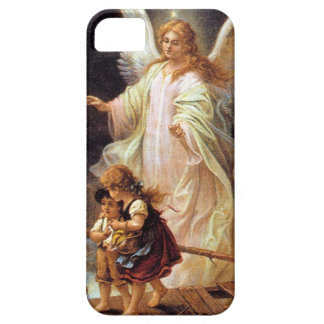 Guardian Angel or Angel on the Bridge iPhone 5 Covers