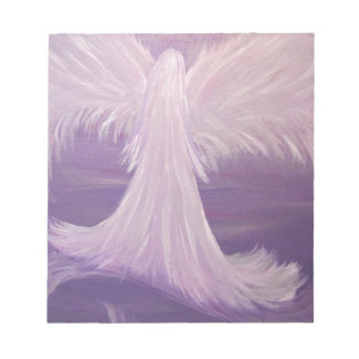 Guardian Angel Painting Notepad