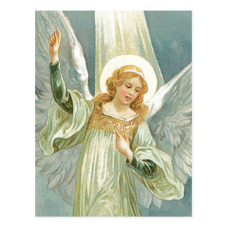 Guardian Angel Photo Card Postcard