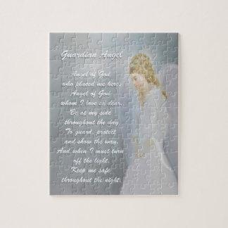 Guardian Angel Poem Jigsaw Puzzle