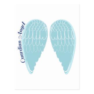 Guardian Angel Postcard
