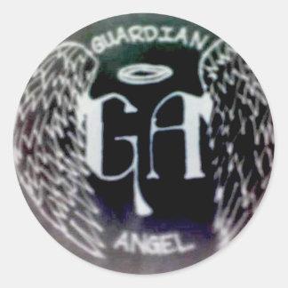 Guardian Angel Spectrum Sticker