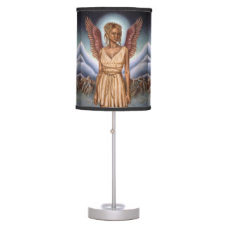 Guardian Angel Table Lamp