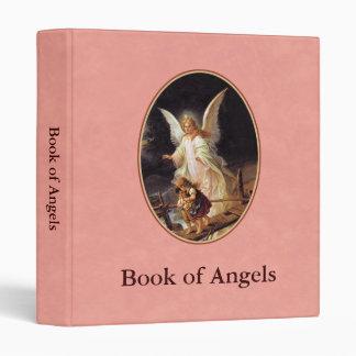 Guardian Angel Vinyl Binder