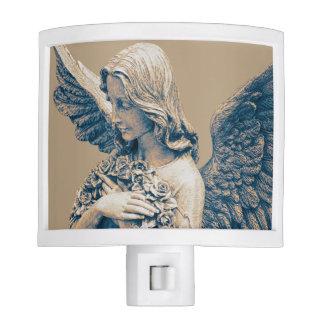 Guardian Angel Watch Over Me Night Light