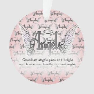 Guardian Angels Ornament