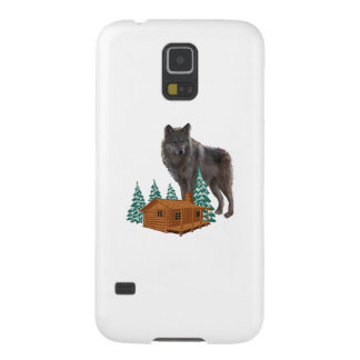 Guardian of Night Case For Galaxy S5