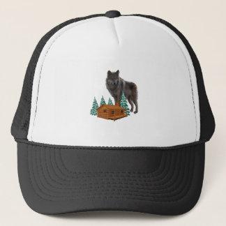 Guardian of Night Trucker Hat