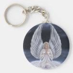 Guardian of Prayers Keychain