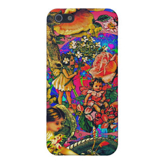 Guardian Of The Faery Circle iPhone 5 Cover