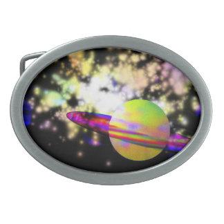 Guardian of the Galaxy Oval Belt Buckle