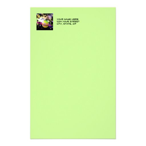 Guardian of the Galaxy Stationery Paper