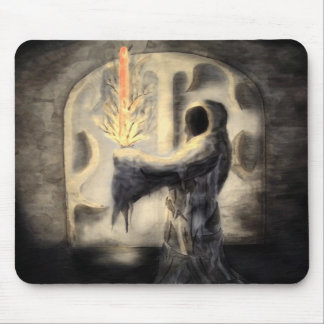 Guardian Reaper mouse pad