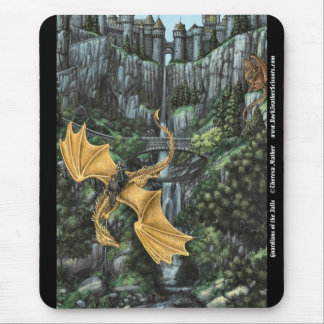 Guardians of the Falls Mousepad