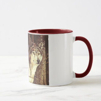 Guardians of the Forest Mug