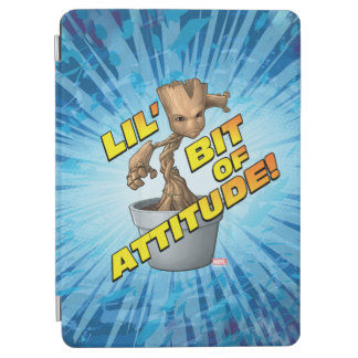 Guardians of the Galaxy | Baby Groot Attitude iPad Air Cover