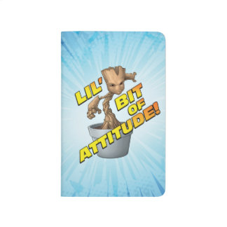 Guardians of the Galaxy | Baby Groot Attitude Journal
