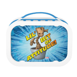 Guardians of the Galaxy | Baby Groot Attitude Lunch Box