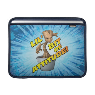 Guardians of the Galaxy | Baby Groot Attitude MacBook Air Sleeve