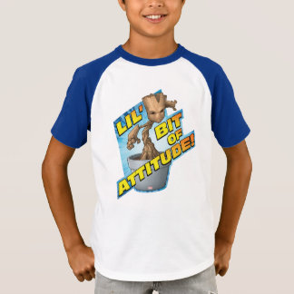 Guardians of the Galaxy | Baby Groot Attitude T-Shirt