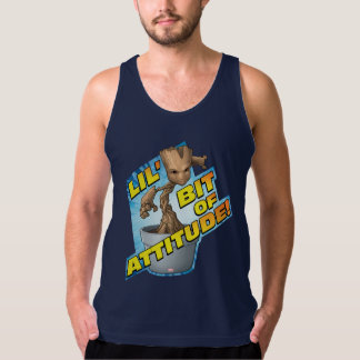 Guardians of the Galaxy | Baby Groot Attitude Tank Top