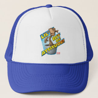 Guardians of the Galaxy | Baby Groot Attitude Trucker Hat