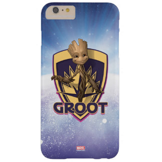 Guardians of the Galaxy | Baby Groot Crest Barely There iPhone 6 Plus Case