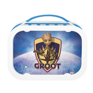 Guardians of the Galaxy | Baby Groot Crest Lunch Box