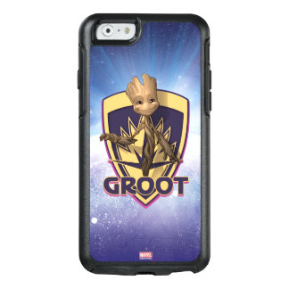 Guardians of the Galaxy | Baby Groot Crest OtterBox iPhone 6/6s Case