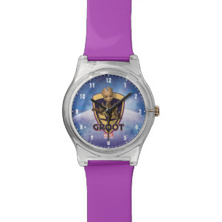 Guardians of the Galaxy | Baby Groot Crest Watch
