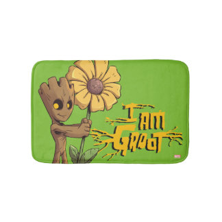 Guardians of the Galaxy | Baby Groot & Daisy Bath Mat