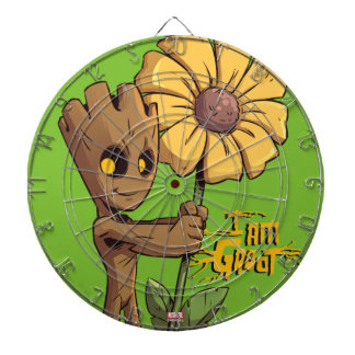 Guardians of the Galaxy | Baby Groot & Daisy Dartboard