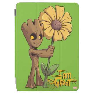 Guardians of the Galaxy | Baby Groot & Daisy iPad Air Cover