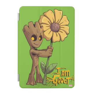 Guardians of the Galaxy | Baby Groot & Daisy iPad Mini Cover