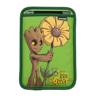 Guardians of the Galaxy | Baby Groot & Daisy iPad Mini Sleeve
