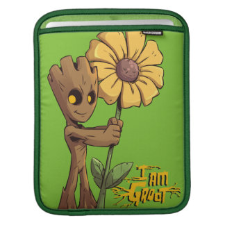 Guardians of the Galaxy | Baby Groot & Daisy iPad Sleeve