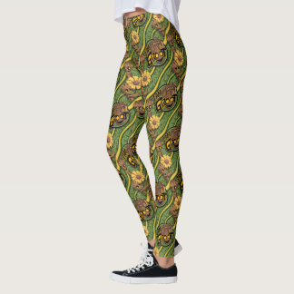 Guardians of the Galaxy | Baby Groot & Daisy Leggings