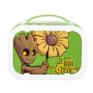 Guardians of the Galaxy | Baby Groot & Daisy Lunchboxes