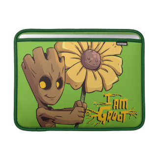 Guardians of the Galaxy | Baby Groot & Daisy MacBook Sleeve