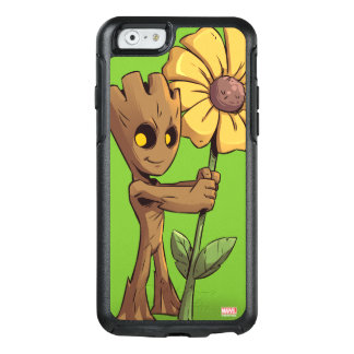 Guardians of the Galaxy | Baby Groot & Daisy OtterBox iPhone 6/6s Case