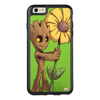 Guardians of the Galaxy | Baby Groot & Daisy OtterBox iPhone 6/6s Plus Case