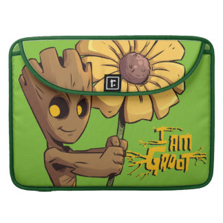 Guardians of the Galaxy | Baby Groot & Daisy Sleeve For MacBooks