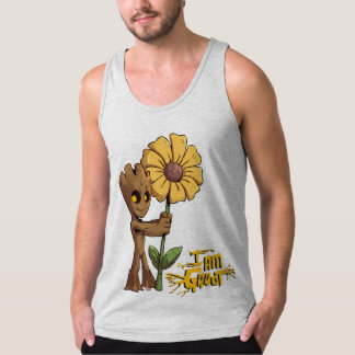 Guardians of the Galaxy | Baby Groot & Daisy Tank Top