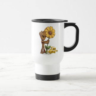 Guardians of the Galaxy | Baby Groot & Daisy Travel Mug