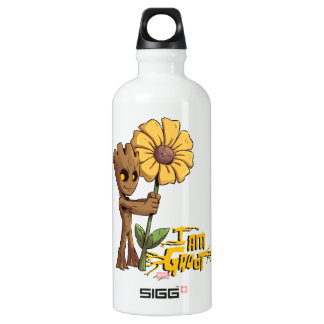 Guardians of the Galaxy | Baby Groot & Daisy Water Bottle