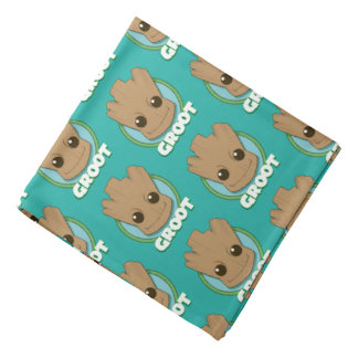 Guardians of the Galaxy | Baby Groot Face Kerchiefs