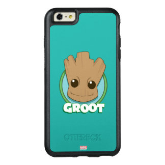 Guardians of the Galaxy | Baby Groot Face OtterBox iPhone 6/6s Plus Case