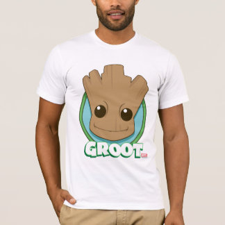 Guardians of the Galaxy | Baby Groot Face T-Shirt